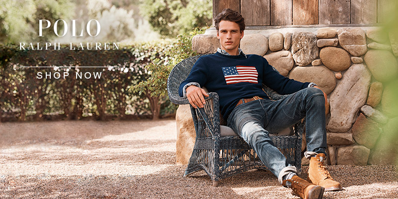 Ralph Lauren - Autumn Winter 17 Collection - Shop Now
