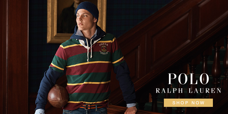 Ralph Lauren AW18 Collection - Shop Now