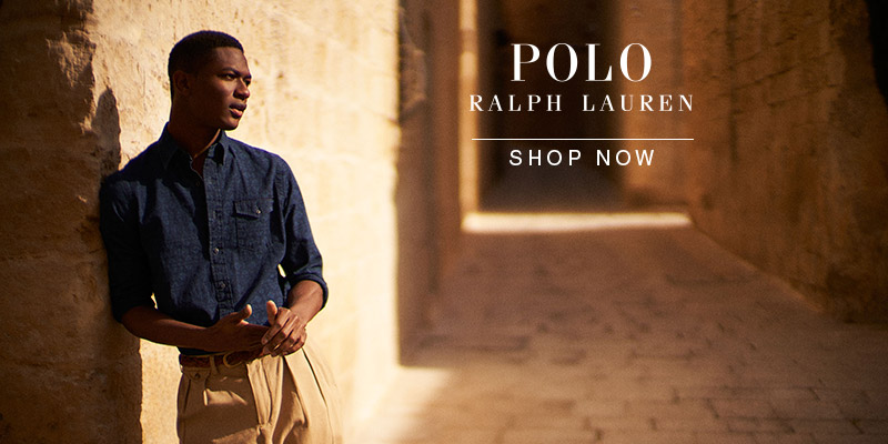Ralph Lauren Spring Summer 18 - Shop Now