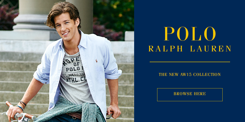 Autumn Winter 2015 Ralph Lauren Online Now