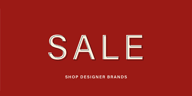 Sale - Shop Designer Brands