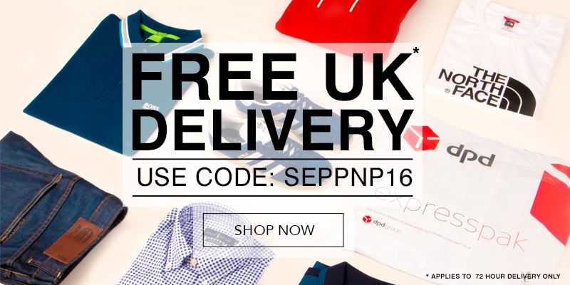 Free UK Delivery* - Use code: SEPPNP16