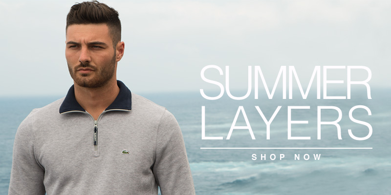 Summer Layers - Shop Now