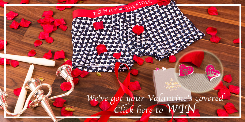 Mainline Menswear Valentines Competition