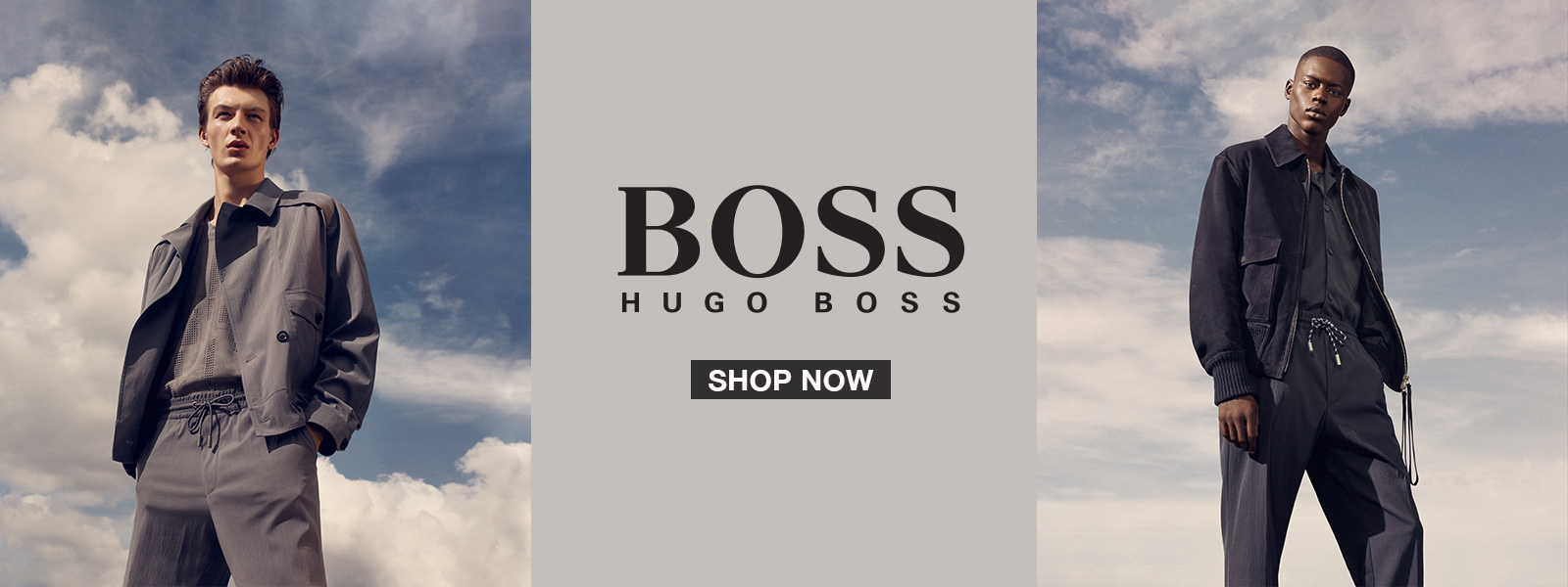 BOSS HUGO BOSS - Spring Summer 19 Collection - Shop Now
