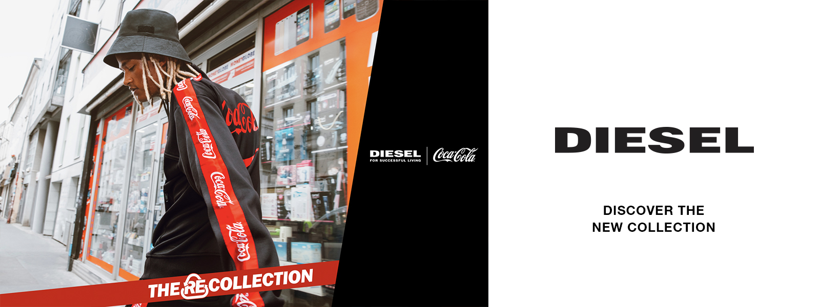 Diesel - Discover The New Collection