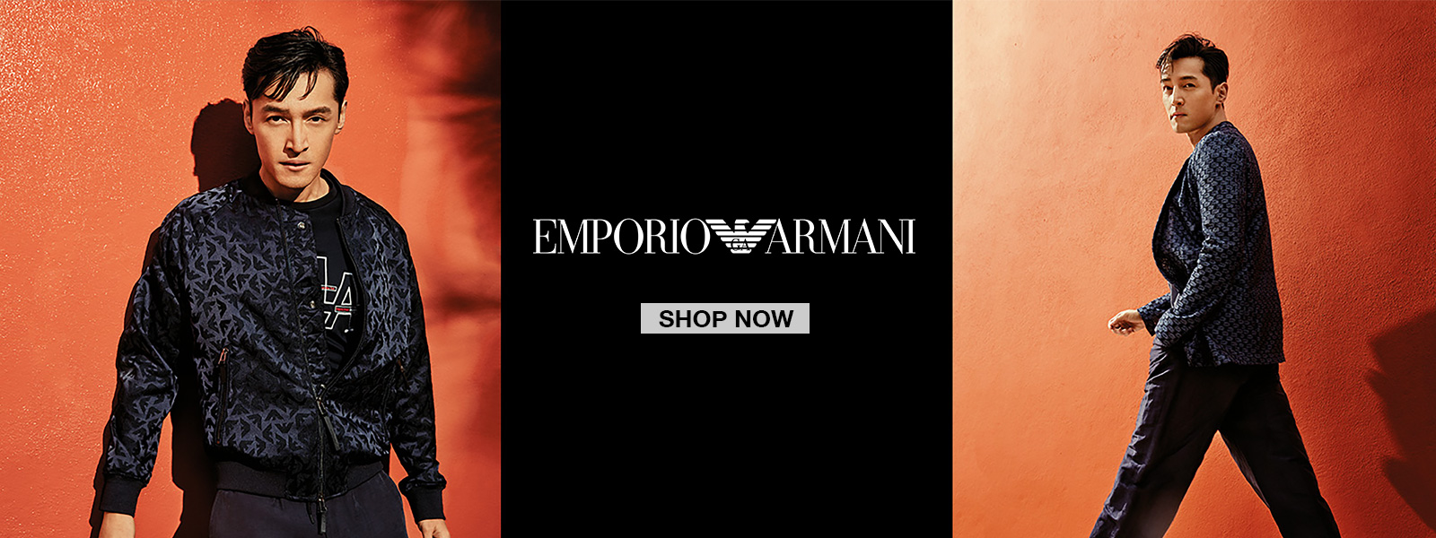 Emporio Armani - Spring Summer 19 Collection - Shop Now