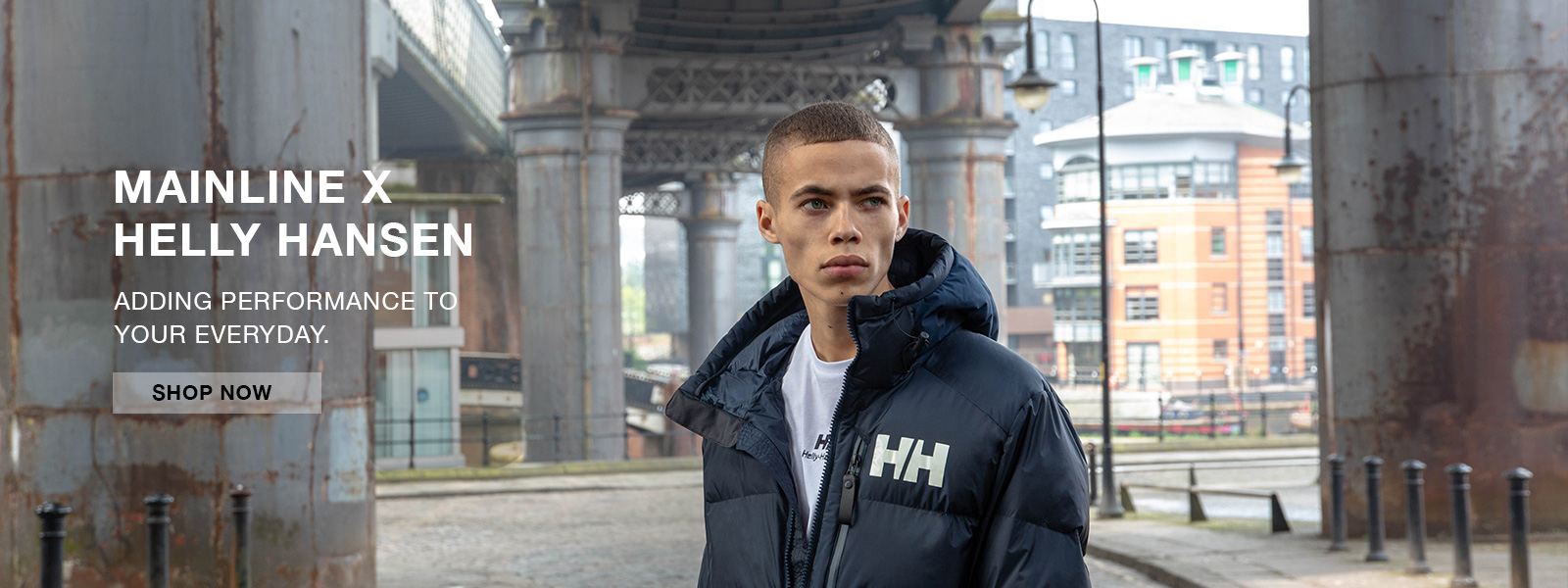 Mainline x Helly Hansen - Adding Performance to your Everyday