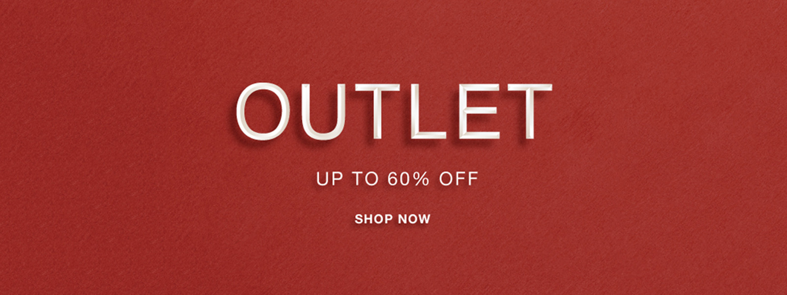 Outlet Up To 60% OFF