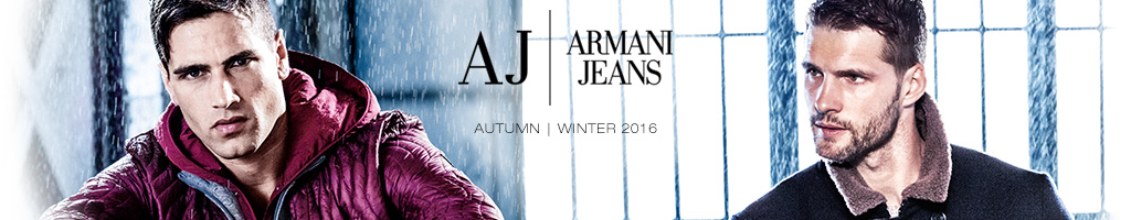 Armani Jeans Jumpers and Zip Tops