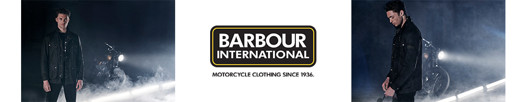 Barbour International Sale Items