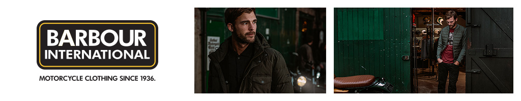 Barbour International Jackets and Coats