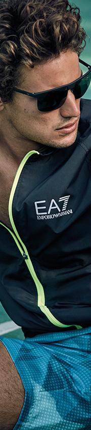 EA7 Emporio Armani Jumpers and Zip Tops
