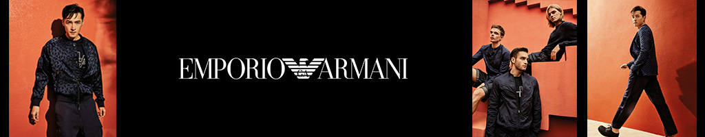 Emporio Armani Jumpers And Zip Tops