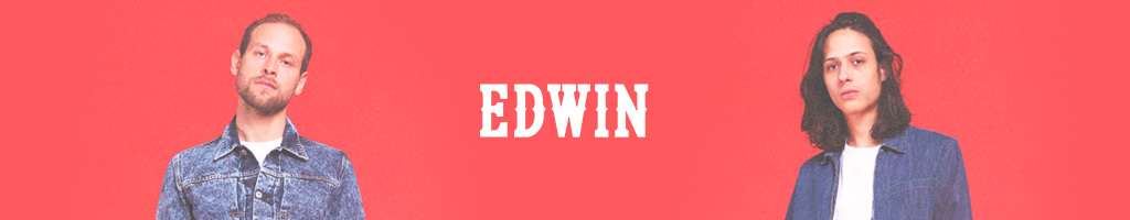 Edwin Jumpers and Zip Tops