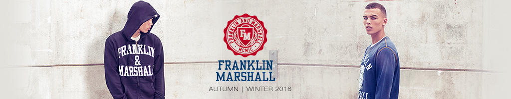 Franklin Marshall Jumpers and Zip Tops