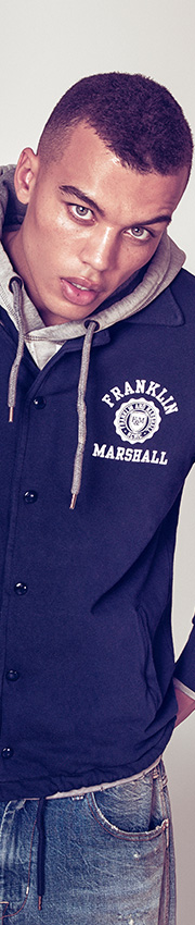 Franklin Marshall Jackets