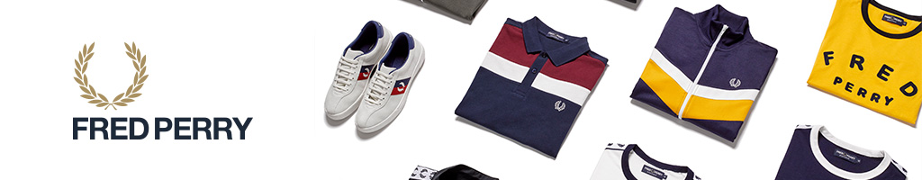 Fred Perry Jumpers and Zip Tops