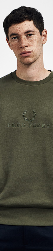 Fred Perry Trainers and Shoes