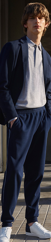 Lacoste Jeans and Trousers