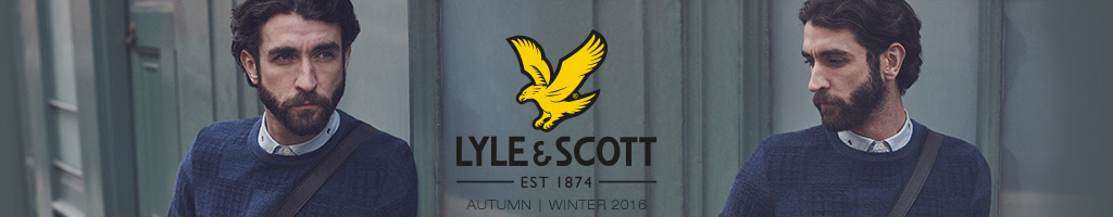 Lyle And Scott Jumpers and Zip Tops