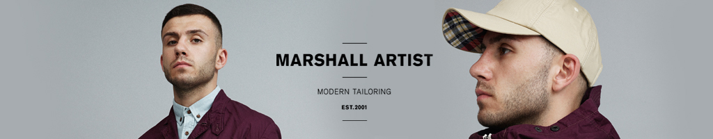 Marshall Artist Jumpers and Zip Tops