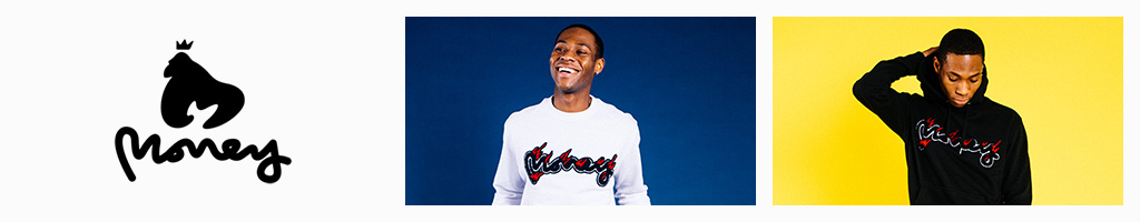 Money Clothing Jumpers and Sweatshirts