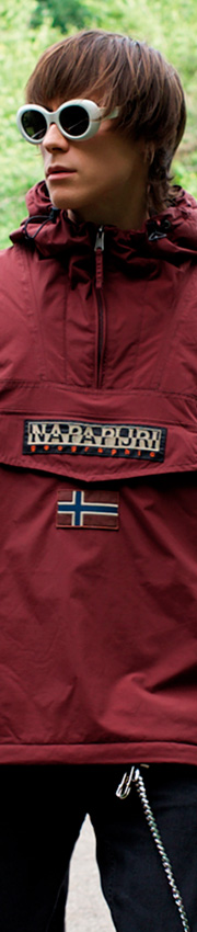 Napapijri Jumpers and Zip Tops