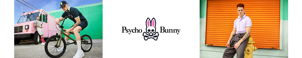 Psycho Bunny Jumpers And Jackets