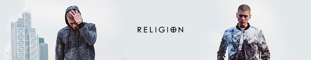 Religion Jumpers and Zip Top