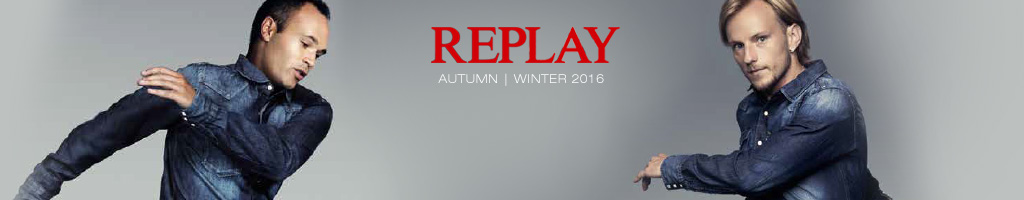 Replay Shirts