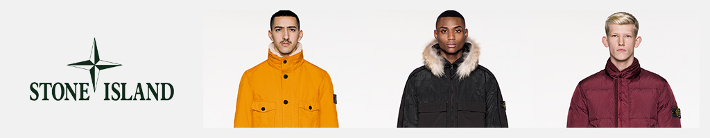 Stone Island Jumpers and Zip Tops