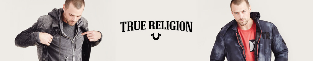 True Religion Jumpers and Zip Tops