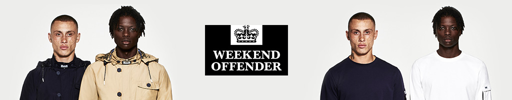 Weekend Offender Jackets