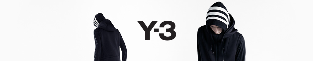 Y3 Jumpers and Track Tops