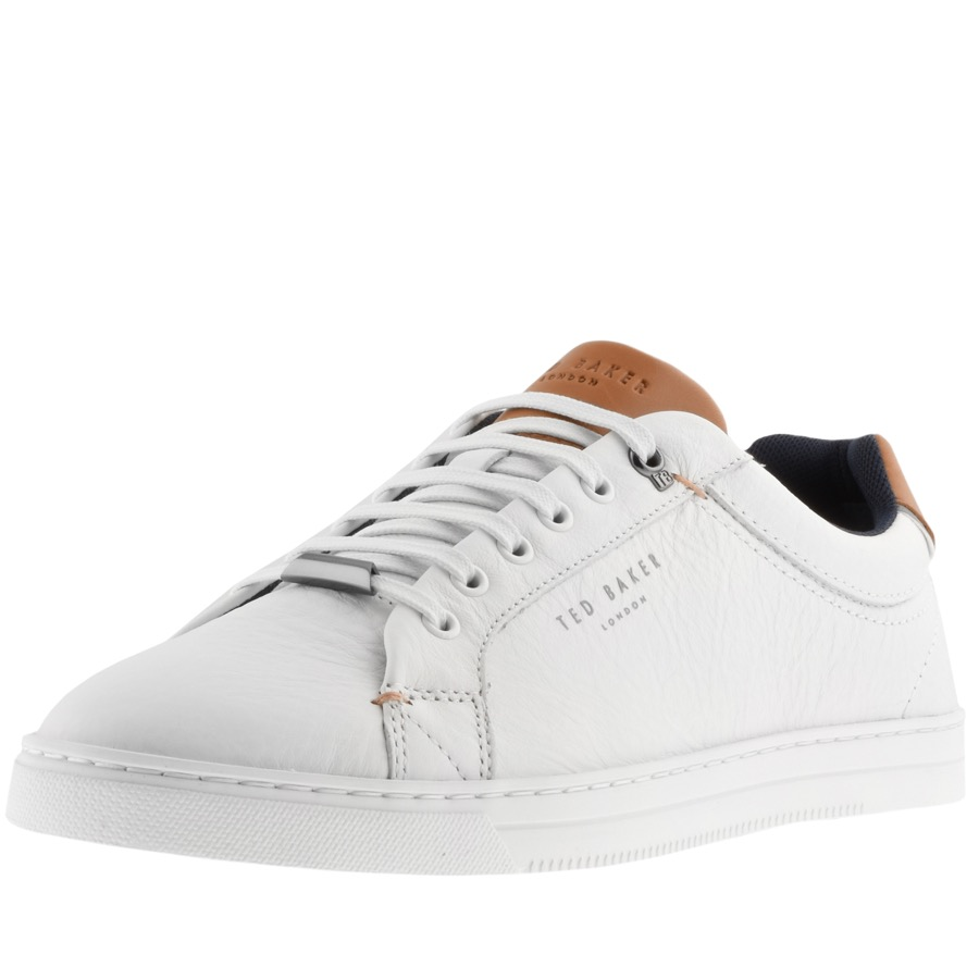 Ted Baker Thwally Trainers White