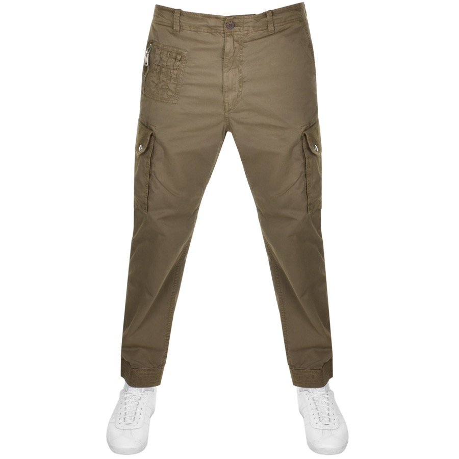 Diesel Phantosky Trousers Green