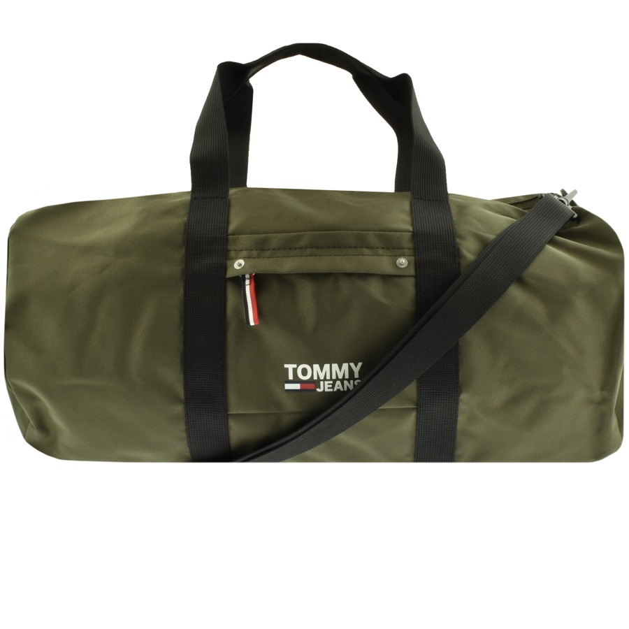 Tommy Jeans Cool City Duffel Bag Green
