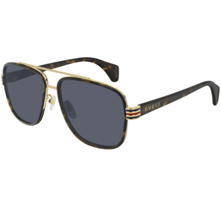 Gucci GG044S 004 Sunglasses Brown