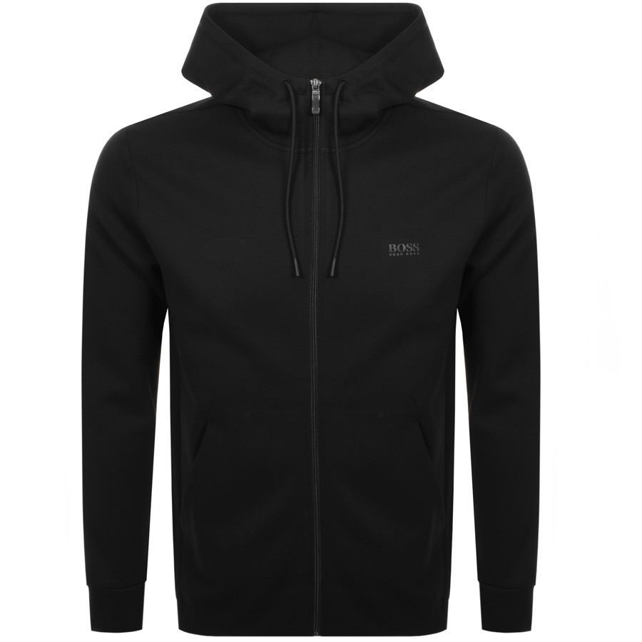 BOSS Athleisure Saggy X Full Zip Hoodie Black