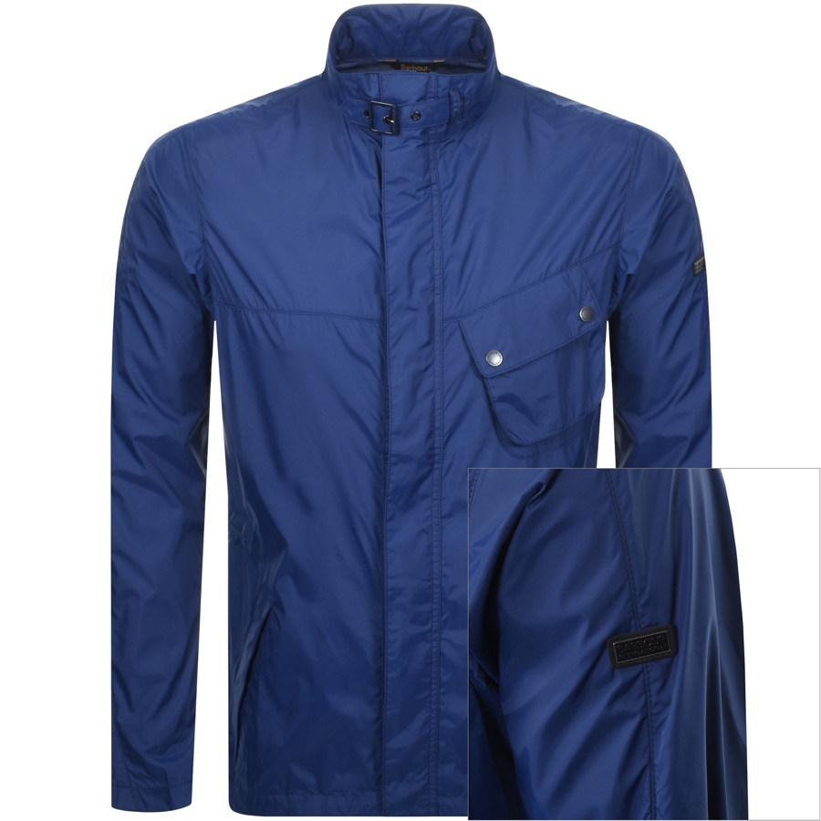 Barbour International Casual Jacket Blue