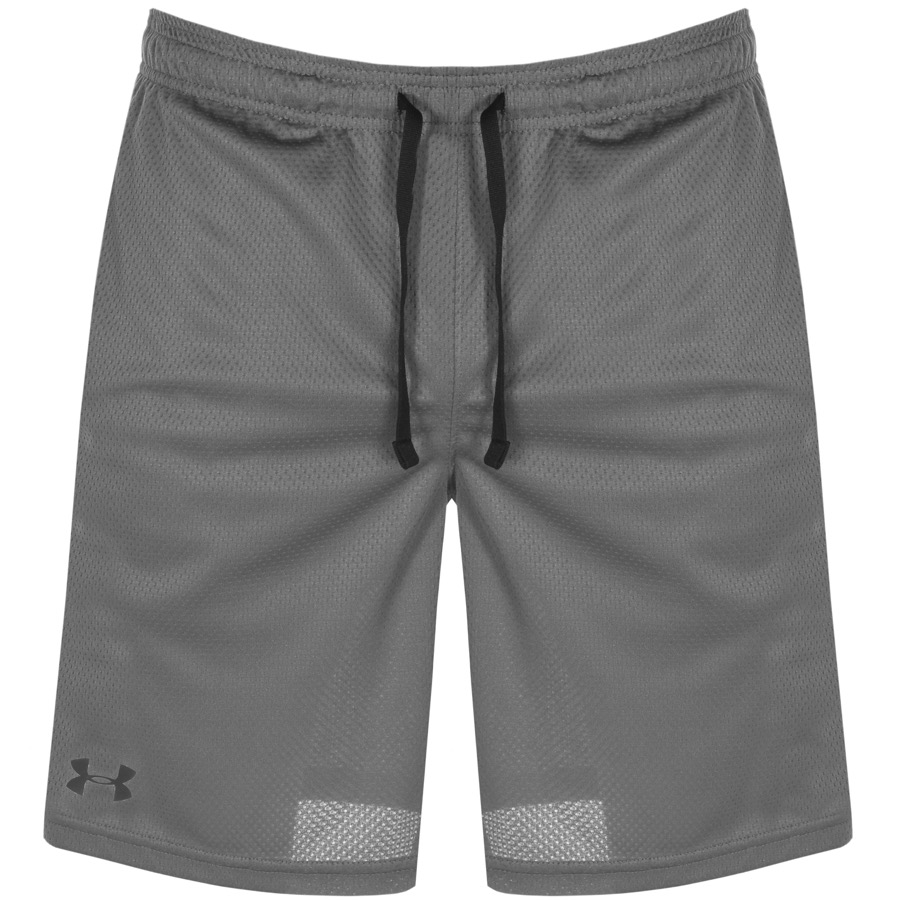 Under Armour UA Tech Mesh Shorts Grey