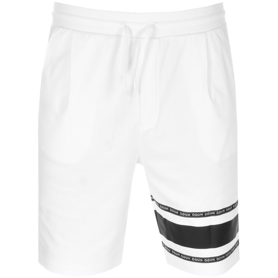HUGO Dorts Shorts White