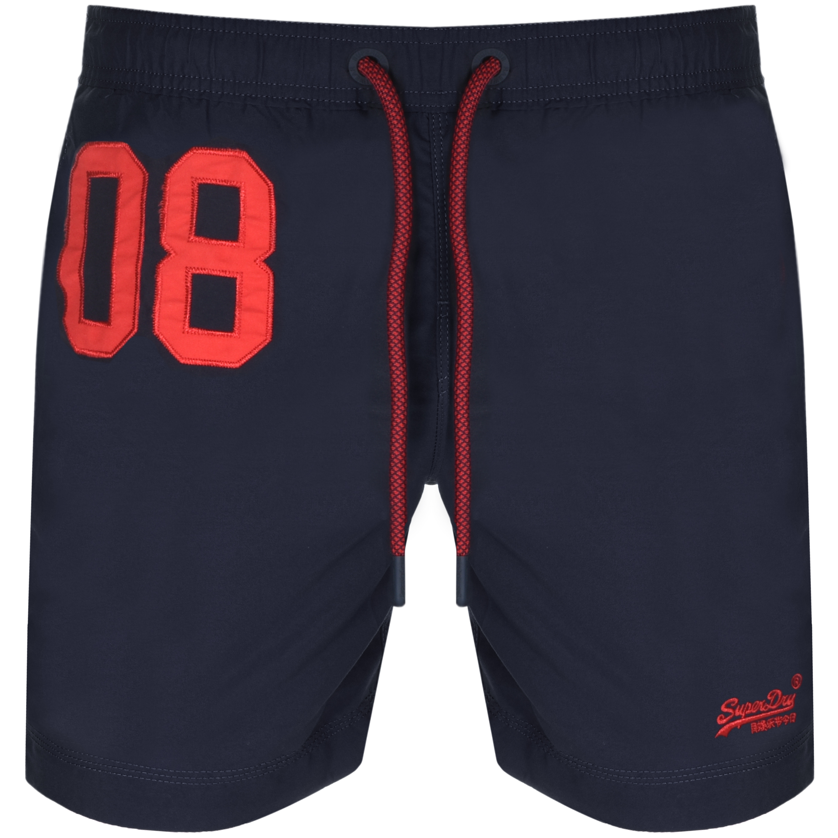 Superdry Water Polo Swim Shorts Navy