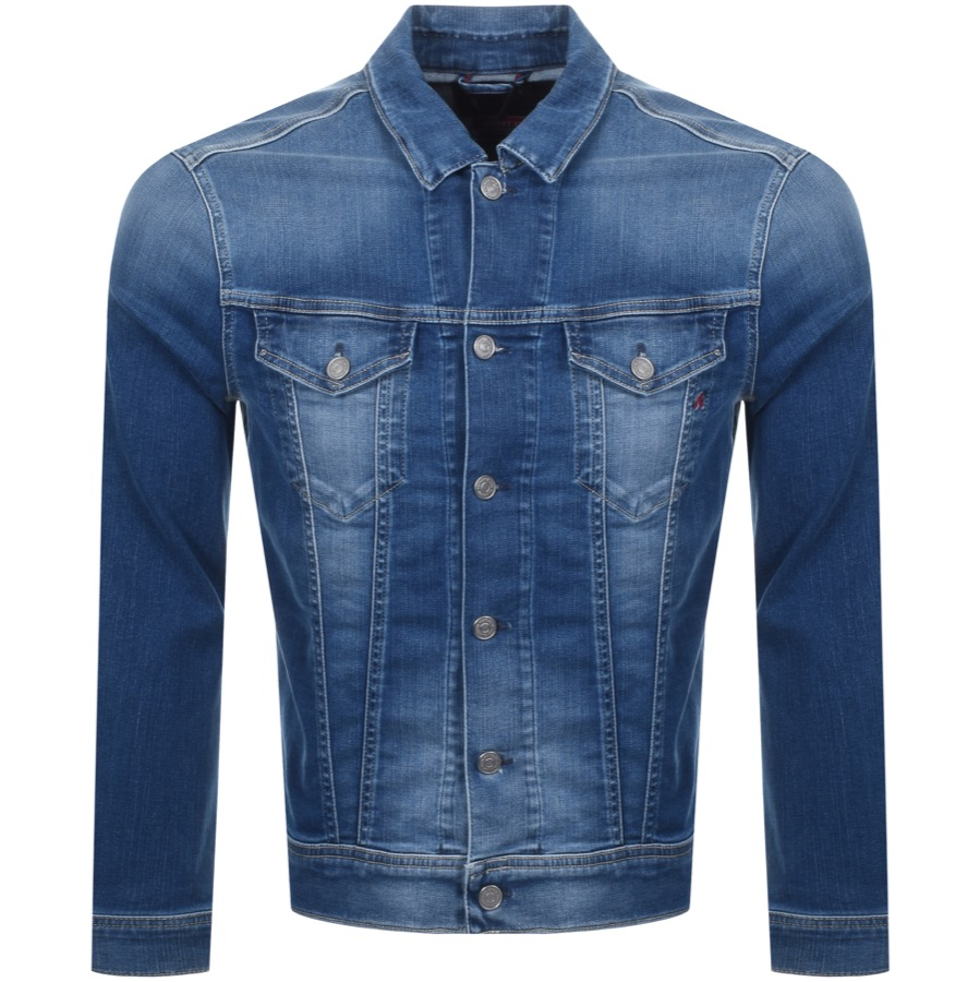 Replay Denim Jacket Blue