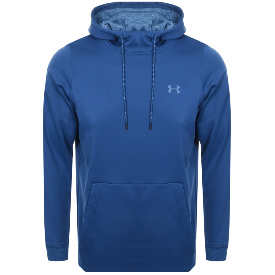 Under Armour Pullover Hoodie Blue
