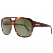 Tom Ford Bachardy Sunglasses Brown