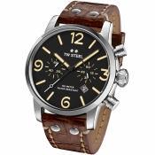 TW Steel Maverick MS4 Watch Brown