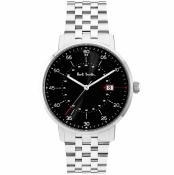 Paul Smith Gauge Watch Silver