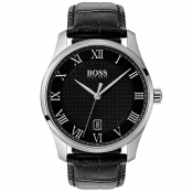 BOSS HUGO BOSS 1513585 Master Watch Black